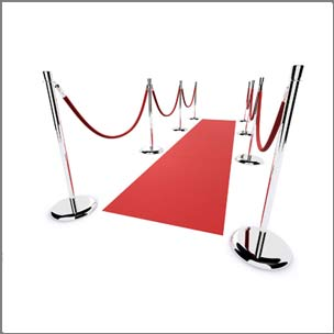 Bollards & Red Carpet