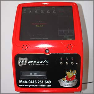Jukebox & Karaoke Machines