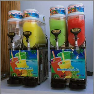 Slushy Machines
